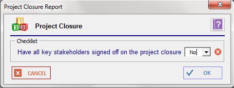 Sigma Magic Software Free Lean Six Sigma Software – Project Closure Report Template